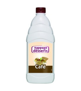 NAPPAGE DESSERT AU CAFE