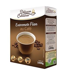 ENTR. FLAN AU CAFE 1KG