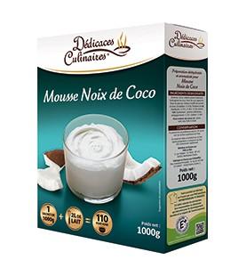 MOUSSE NOIX DE COCO 1KG