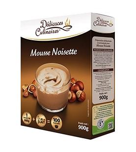 MOUSSE NOISETTE 900G