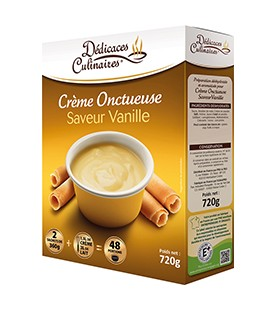 CREME ONCTUEUSE VANILLE 360GX2