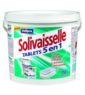SOLIVAISSELLE 5EN1 X150 TABLE