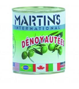 OLIVES VERTES DENOYAUTEES 4/4