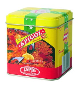 SPIGOL 100% NATUREL 100G
