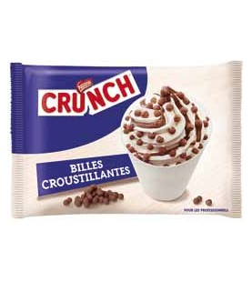 BILLES CROUSTILLANTES CRUNCH