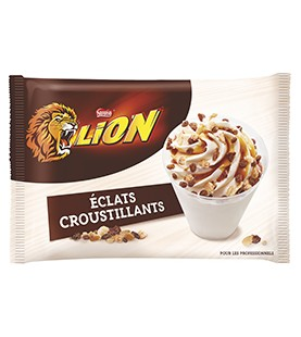 ÉCLATS CROUSTILLANTS LION 400G