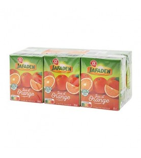 JUS ORANGE ABC JAFADEN 6X20CL
