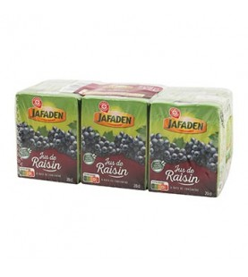 JUS RAISIN ABC 6X20CL BRIQUETT
