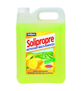 SOLIPROPRE FRAICHEUR CITR. 5L