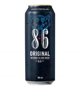 8.6 ORIGINAL BOÎTE 50CL