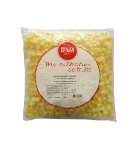 CUBES ANANAS 10 X 10 1KG