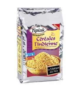 CEREALES A L'INDIENNE 3.5 KG