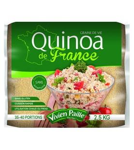 QUINOA BLOND FRANCE 2.5KG