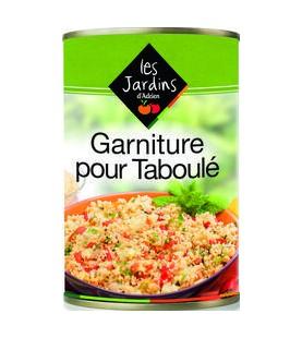 GARNITURE POUR TABOULE 5/1