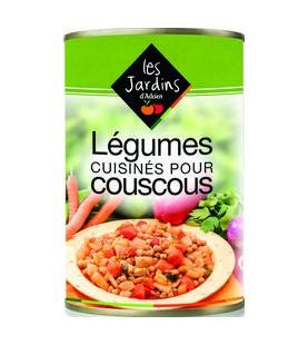LEGUMES COUSCOUS 5/1