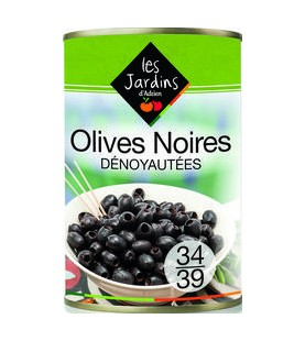 OLIVES NOIRES DENOYAUT. 34 5/1