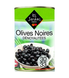 OLIVES NOIRES DENOYAUT. 30 5/1
