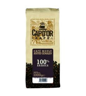 CAFE MOULU 100% ARABICA 1KG
