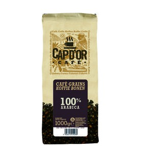 CAFE GRAIN 100% ARABICA 1KG