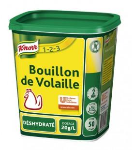 BOUILLON VOLAILLE DÉSHYDRAT...