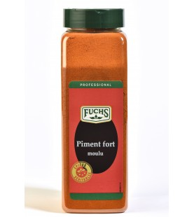 PIMENT FORT MOULU 550G
