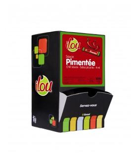 HUILE PIMENTÉE 4ML X150