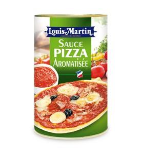 SAUCE PIZZA AROMATISEE  5/1