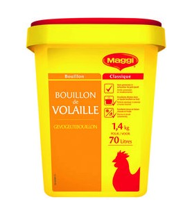 BOUILLON VOLAILLE 1.4KG