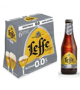 LEFFE BLONDE 0D 6X25CL