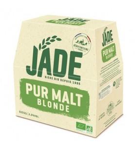 JADE BIERE BLONDE BIO 6X25CL