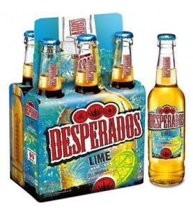 DESPERADOS LIME BLE 6X33CL