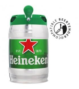 BIERE HEINEKEN PRESSION FUT 5L