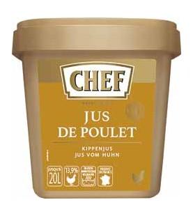 JUS DE POULET DESHY. 600G(20L)