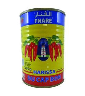 HARISSA FLAMME DU CAP BON 380G