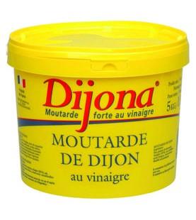 MOUTARDE DE DIJON 5KG