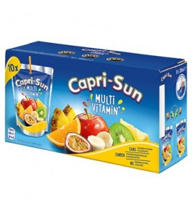 CAPRI SUN MULTIVITAMIN 10X20CL