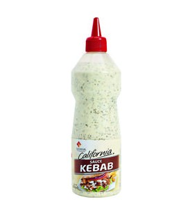 SAUCE CALIFORNIA KEBAB 970ML