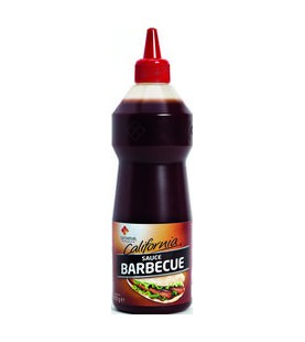 SAUCE CALIFORNIA BARBECUE...
