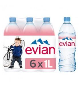 EVIAN 6X1L