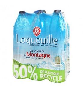 EAU SOURCE LAQUEUILLE 6X1.5L