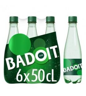 BADOIT VERTE 6X50CL
