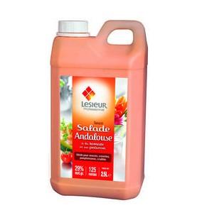 SAUCE SALADE ANDALOUSE 2.5L
