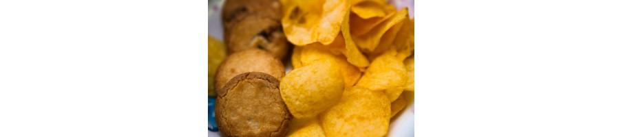 Biscuits salés - Chips